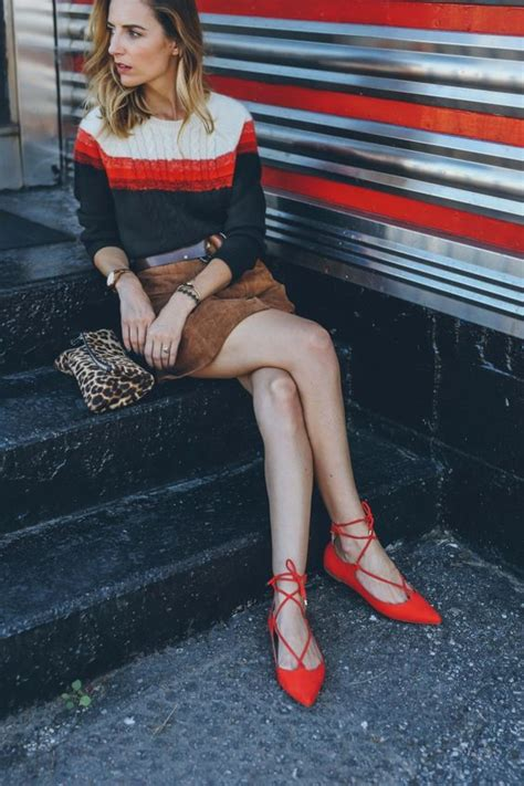 L Picture That Looks Like Legs by How To Wear Ballet Flats Dress Like A Parisian