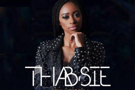 new south african house music free download thabsie set to drop new album songs about you djs production magazine
