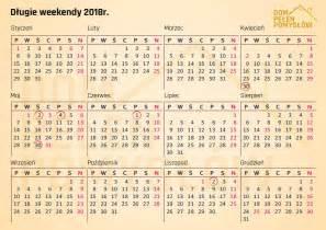 Kalendarz Z Dniami Wolnymi 2018 Kalendarz Z Dniami Wolnymi 2018 28 Images Kalendarz