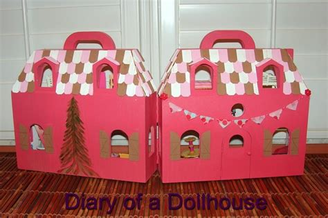 lalaloopsy mini doll house michaels crafts doll house