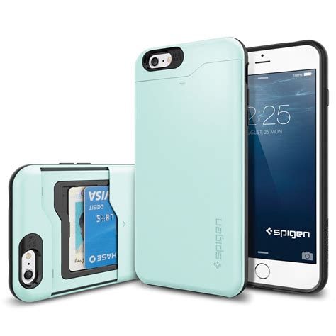 Spigen Iron Armor Iphone 6 Plus Spigen Slim Armor Cs For Iphone 6 Plus 6s Plus