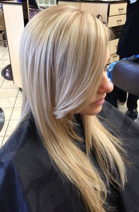 can you put lowlights over platinum hair 24 best rain blond cool tones images on pinterest