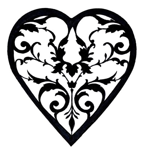 filigree pattern png what s new honeycat mother of pearl and filigree heart