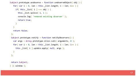 js module pattern init design patterns in javascript
