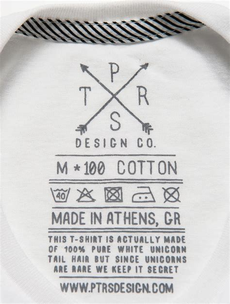 17 best ideas about clothing labels on