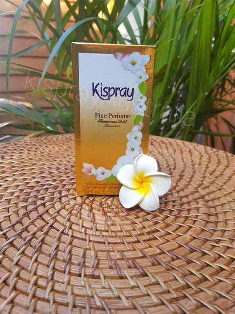 Kispray Segeris Refill 300ml Pop Kispray Gold Box 4 X 11ml Bali Fresh