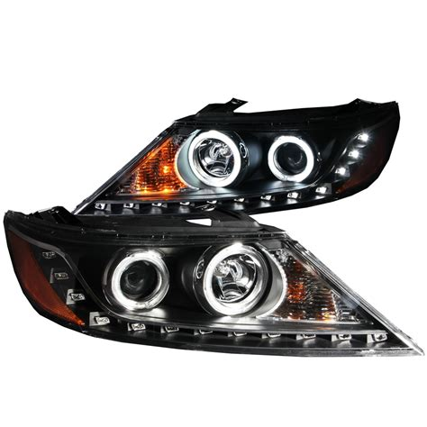 11 12 Kia Sorento Ccfl Halo Led Drl Projector Led Projector Lights