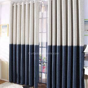 Home gt kids curtains gt blue and white star patterns kids door curtains