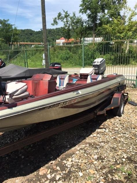 1987 astroglass bass boat 1987 17 foot astroglass bass boat with trailer for sale in