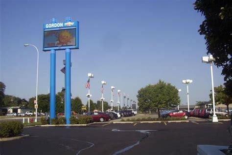Gordon Chevrolet Garden City by Gordon Chevrolet Car Dealership In Garden City Mi 48135
