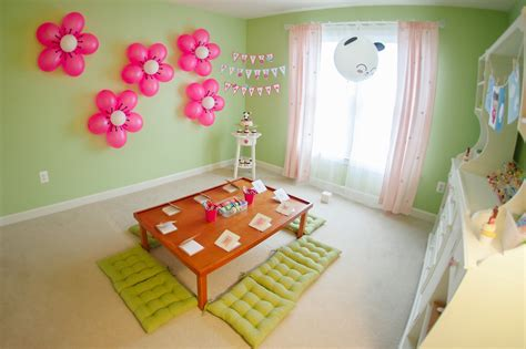 home design heavenly simple bday decorations in home