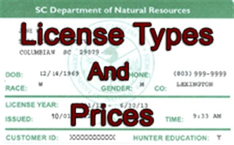 florida boating license price scdnr license pricing