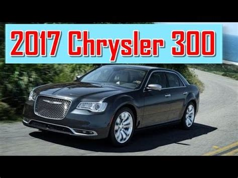 chrysler 300c 2017 interior 2017 chrysler 300 redesign interior and exterior