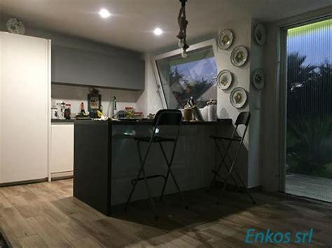 open space cucina salotto divisori per open space