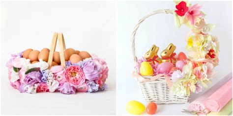 easter ideas 15 diy easter basket ideas cute easter basket crafts for