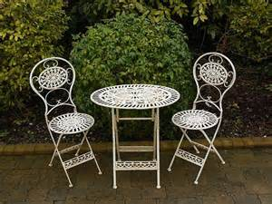 Small Patio Tables And Chairs Details About Folding Metal Garden Furniture 2 Chairs Oval Table Bistro Set Green Black