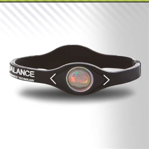 Power Balance Silicone Wristband