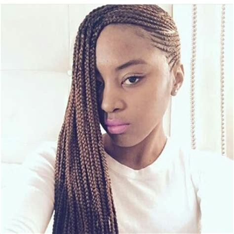 2016 best side ghana braids hairstyles with pictures