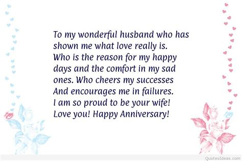 4th Wedding Anniversary Quotes For My by Happy Anniversary Quotes Messages