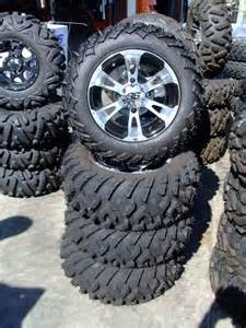 Tires And Wheels For Atv Itp Terracross R T Atv Tires With Ss112 14 Quot Wheels Pair