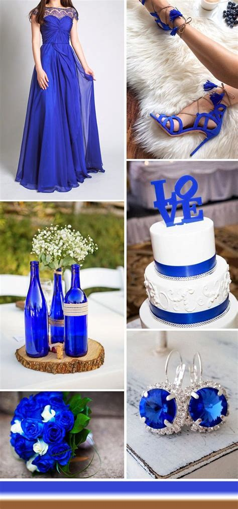 purple royal blue wedding theme soraya design inspirations