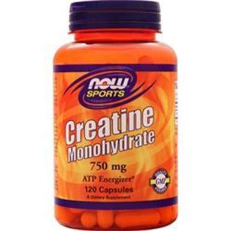 creatine 750mg now creatine monohydrate 750mg on sale at allstarhealth