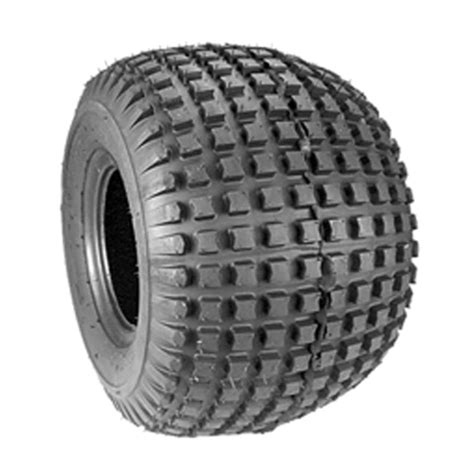 carlisle oem  ply knobby tread fun cart atv tire xx
