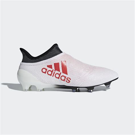 adidas baru adidas x 17 purespeed fg cold blooded grey real coral