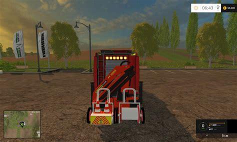 feuerwehr at 4 beta for ls 15 farming simulator 2015