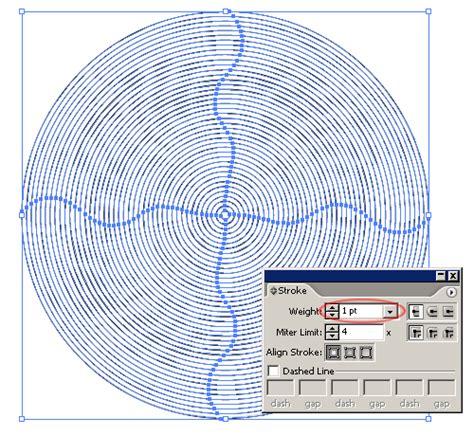 illustrator draw zigzag how to create vector wavy vortex in adobe illustrator