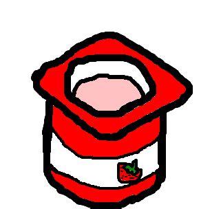 iogurte desenho de _hrs_ gartic