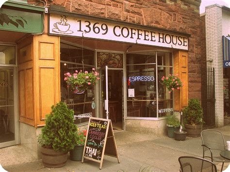 Boston Coffee House by Where We Live 1369 Coffeehouse The Things They Read