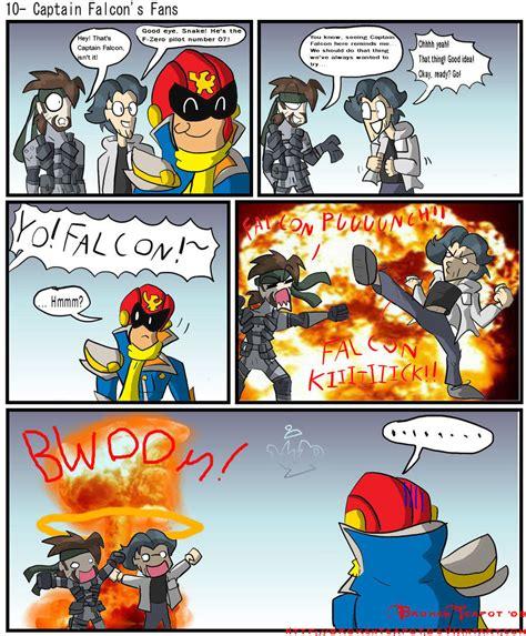 Captain Falcon Memes - image 8663 falcon punch know your meme