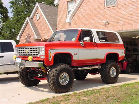 1975 chevrolet k5 blazer images pictures and