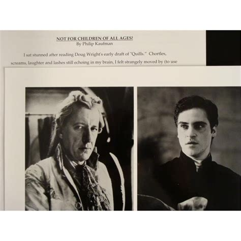 film quills online quills movie press kit marquis de sade w photos