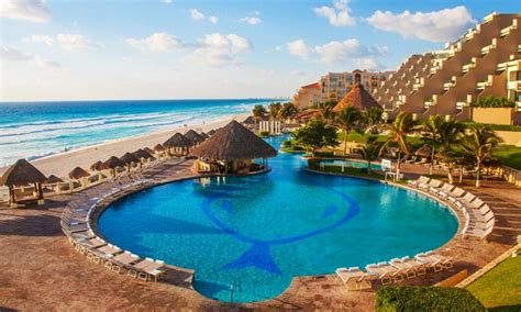 all inclusive paradisus cancun with airfare in cancun mx groupon getaways