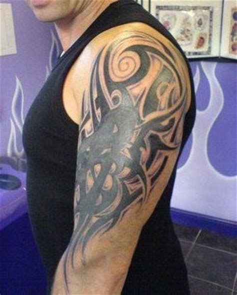 camo tribal tattoos cover up cool designs