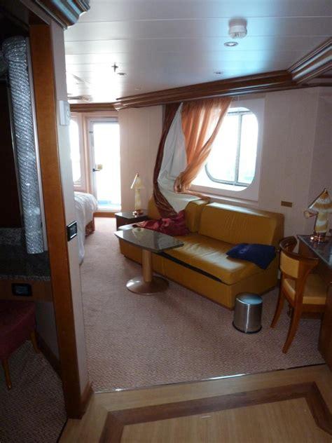 carnival dream cruise review  cabin