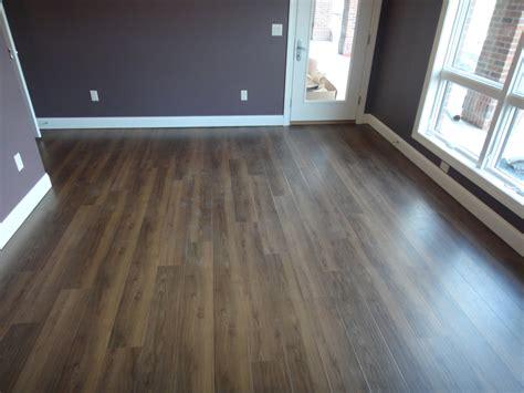 waterproof laminate flooring pressed v groove glossy surface waterproof lami hand scraped