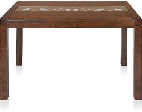 Dining Table Nilkamal Nilkamal Dona Engineered Wood 4 Seater Dining Table Price In India Buy Nilkamal Dona