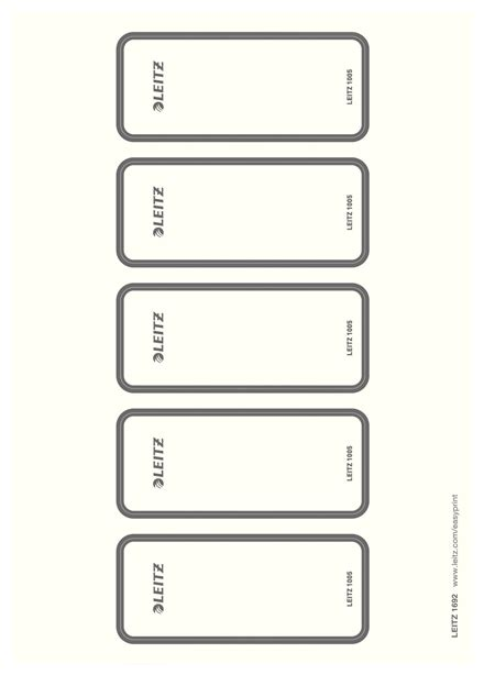 lever arch spine label template 5 best and various templates leitz pc printable spine labels for wow lever arch files