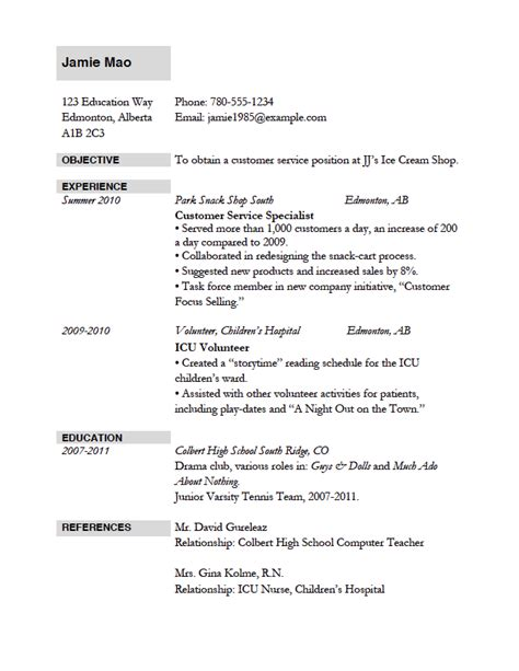 Resume For Application 10 resume writing small mistakes you may not realize