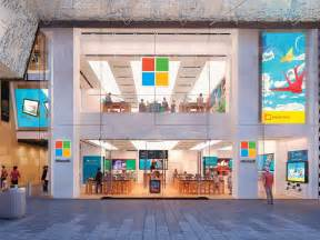 image gallery news center newsmicrosoftcom new york city s flagship microsoft store opens oct 26