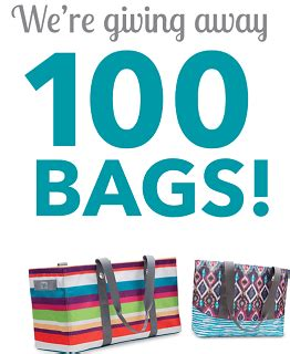 Tote Bag Giveaway - giveaways