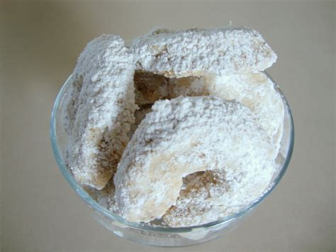 Mexican Wedding Cookies Recipe ? Dishmaps