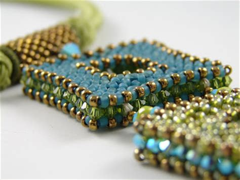 right angle bead weave cubic right angle weave beading
