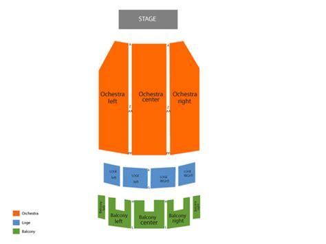 paramount theatre denver seating chart viptix paramount theatre co tickets