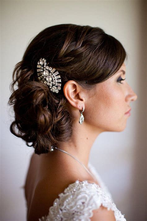 Wedding Hair Updos by 10 Chic Unique Updo Wedding Hairstyles Weddbook
