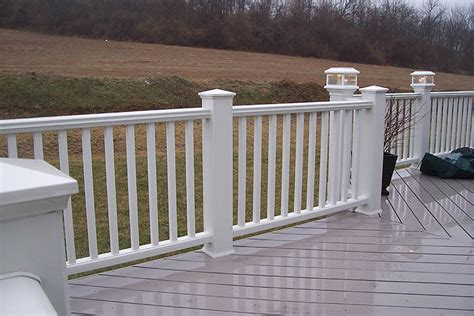 Railing Balusters Deck Railings Pictures Custom Deck Railing Spindles And