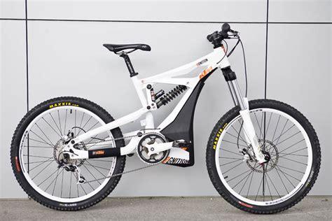 Ktm Push Bike Ktm Egnition Nearing Production Electricbike